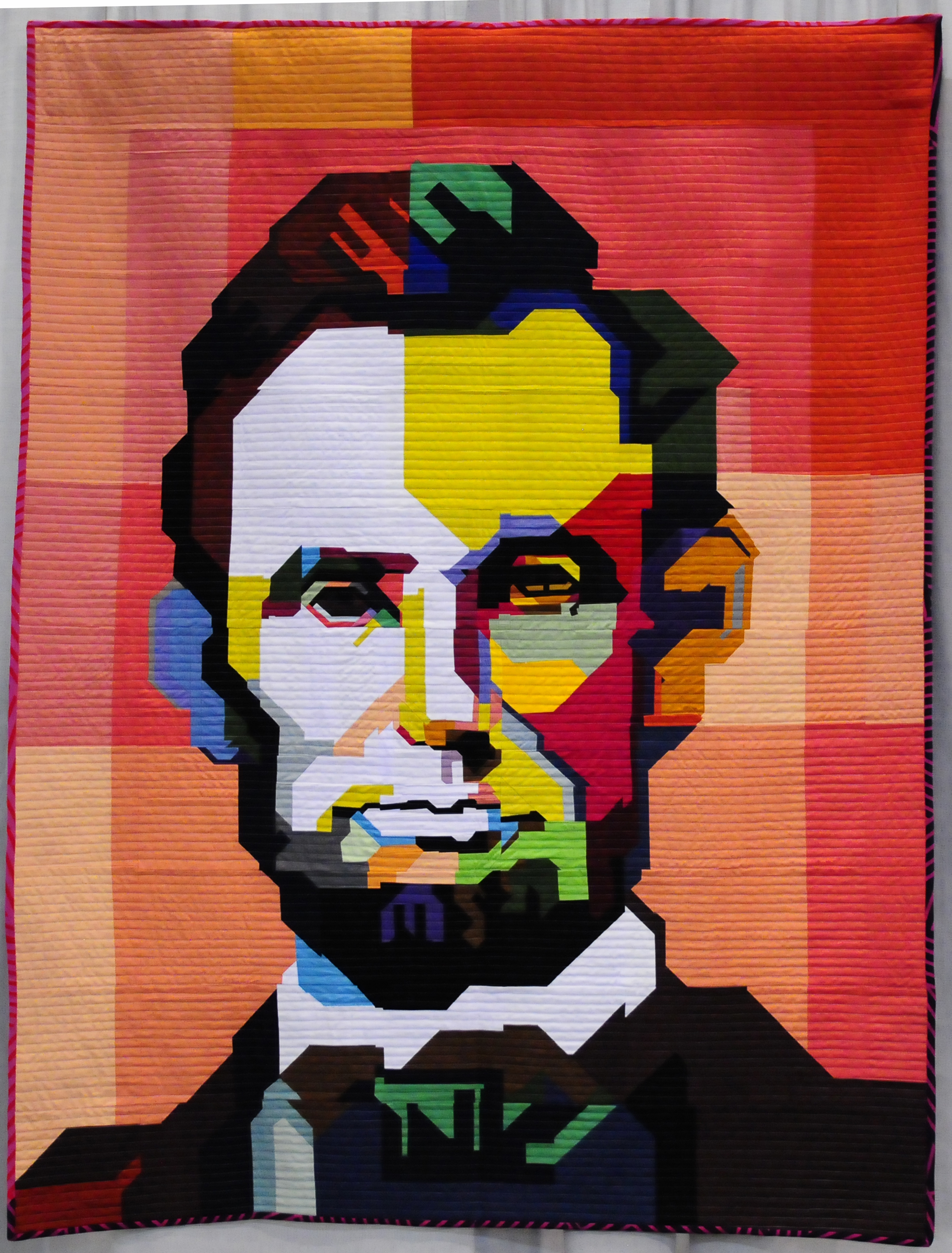 Lincoln by Kim Soper ( @lelandavestudios ), First Place Improvisation, People's Choice
