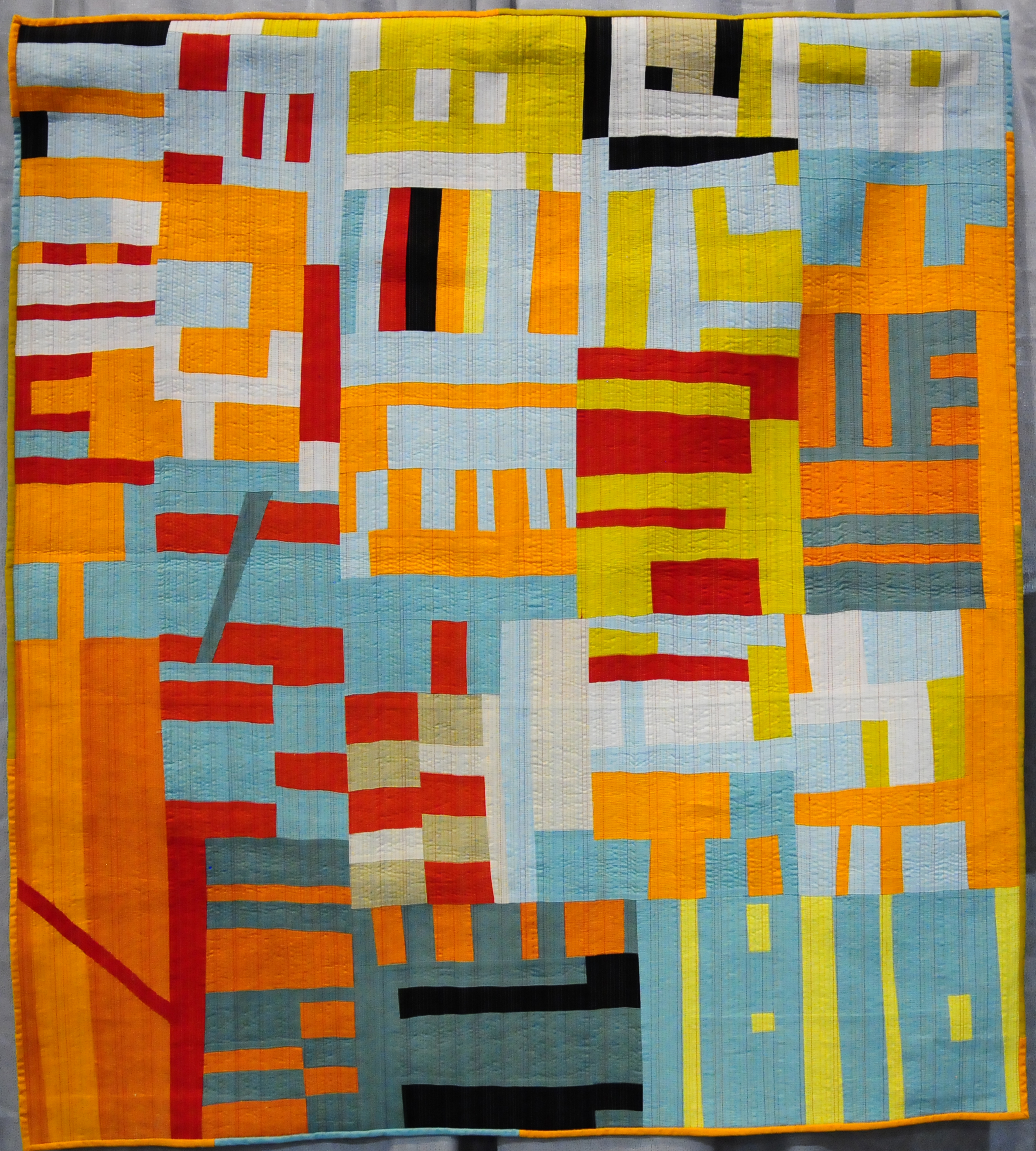 What If: A Color Study by Lynn Crymes ( @lwcrymes ), Second Place Improvisation
