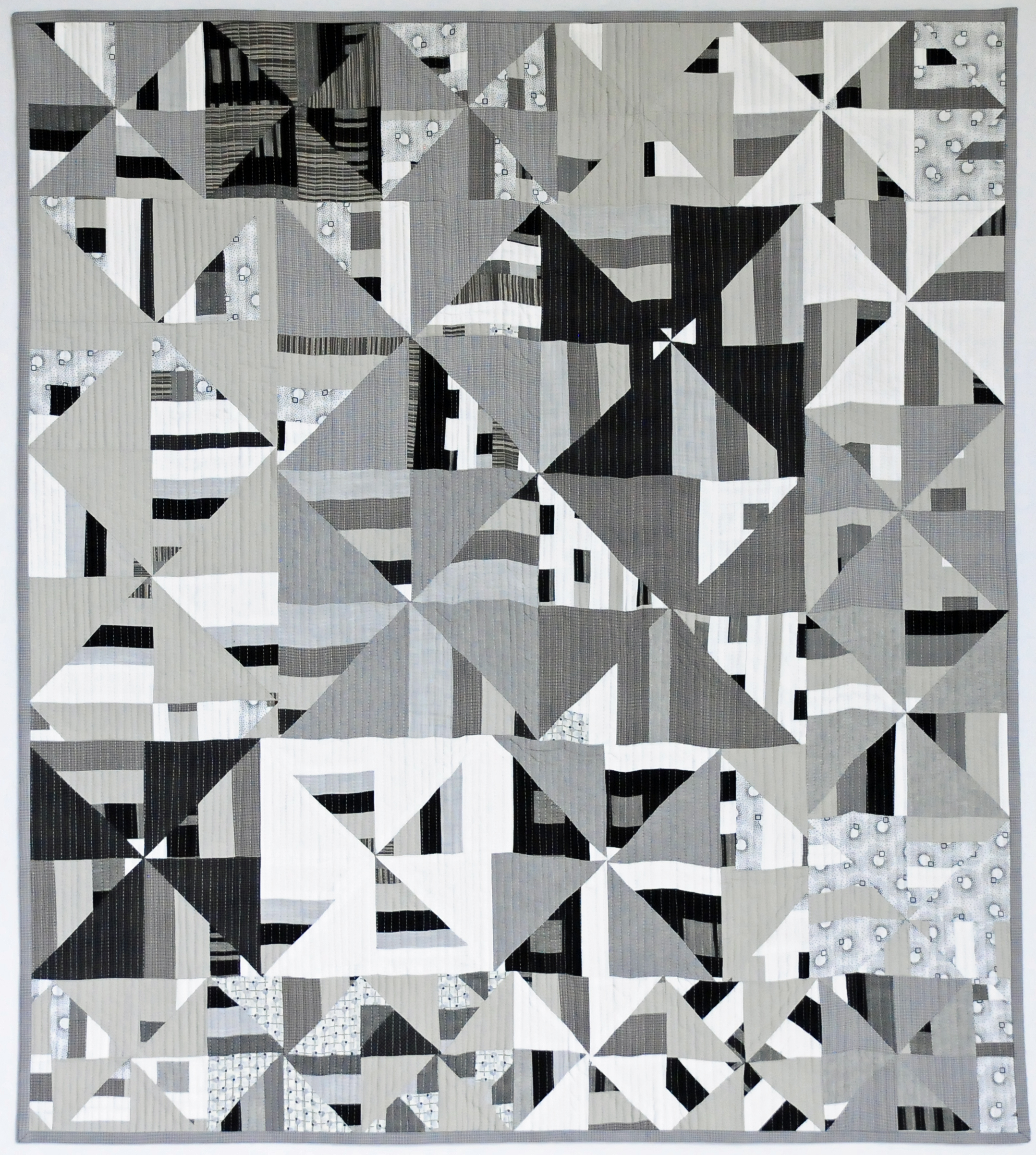 Shards of Glass, 30x34