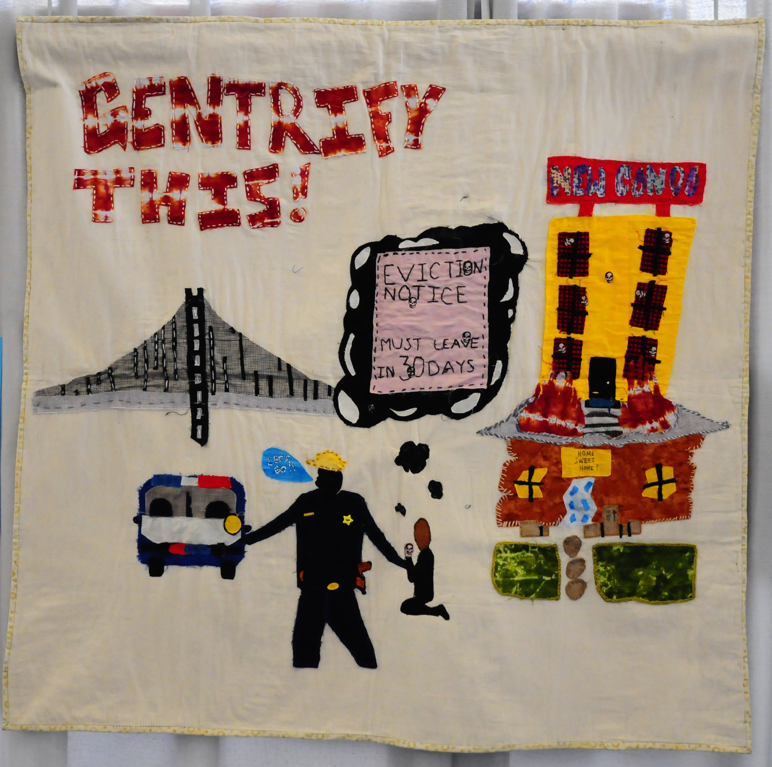 Gentrification: The New Colonialism by Juan Tapia (Youth)