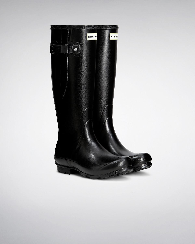 Norris Field Adjustable Rain Boots