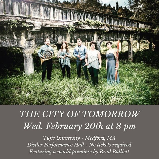 Live stream from Tufts concert coming at you - 8 pm eastern TONIGHT. Link in bio!