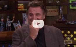 Liam Neeson Watches Neeson Season
