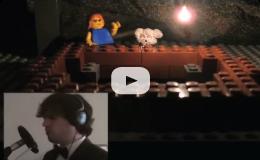 Legolambs Musicals Behind the Scenes