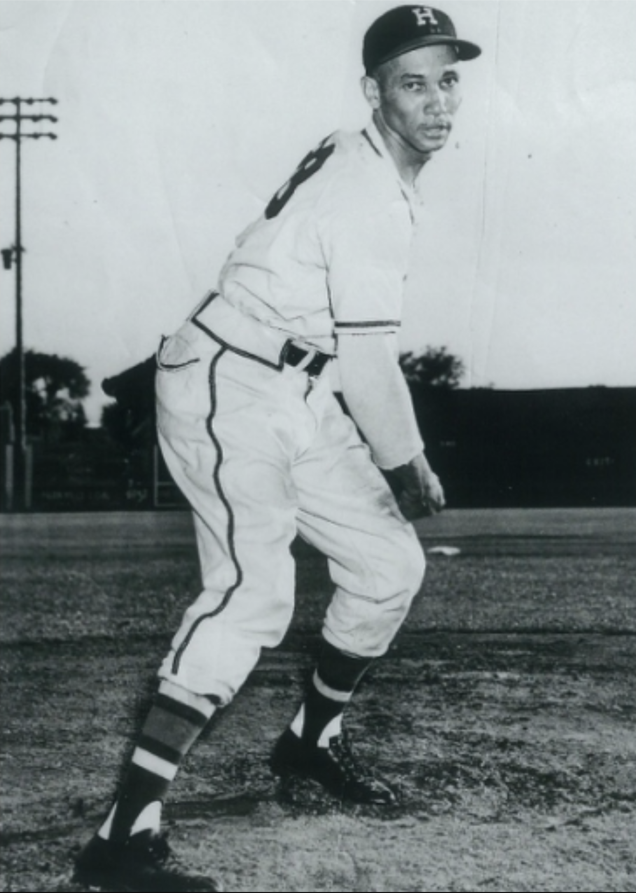 Johnny Taylor, Hartford Chiefs, 1949