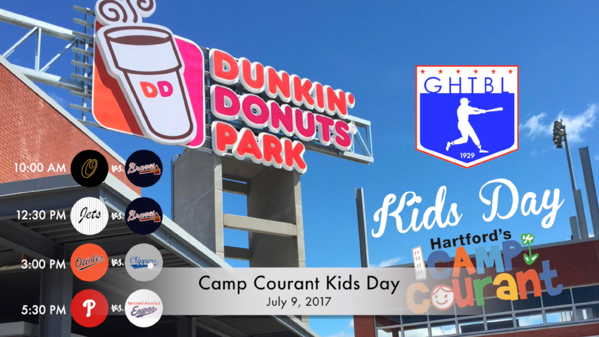 2017 Camp Courant Kids Day raised $5,641 for Camp Courant.