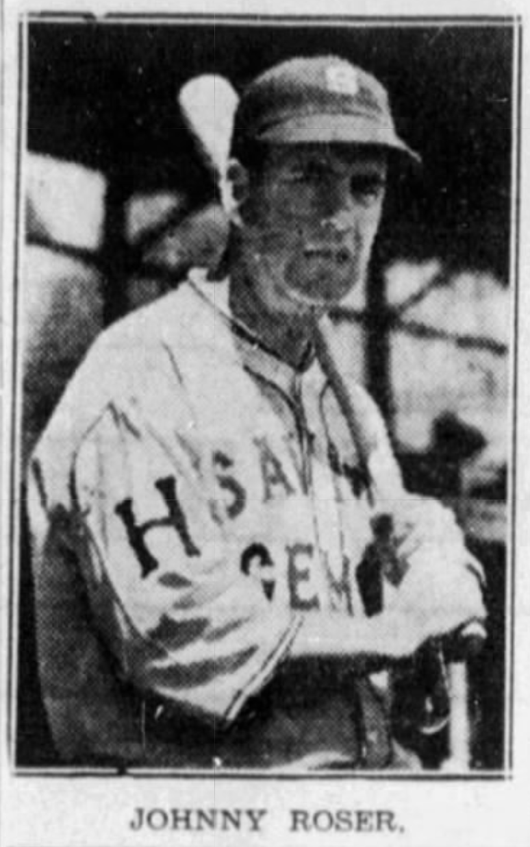 """John """"Bunny"""" Roser, Savitt Gems,1940."""