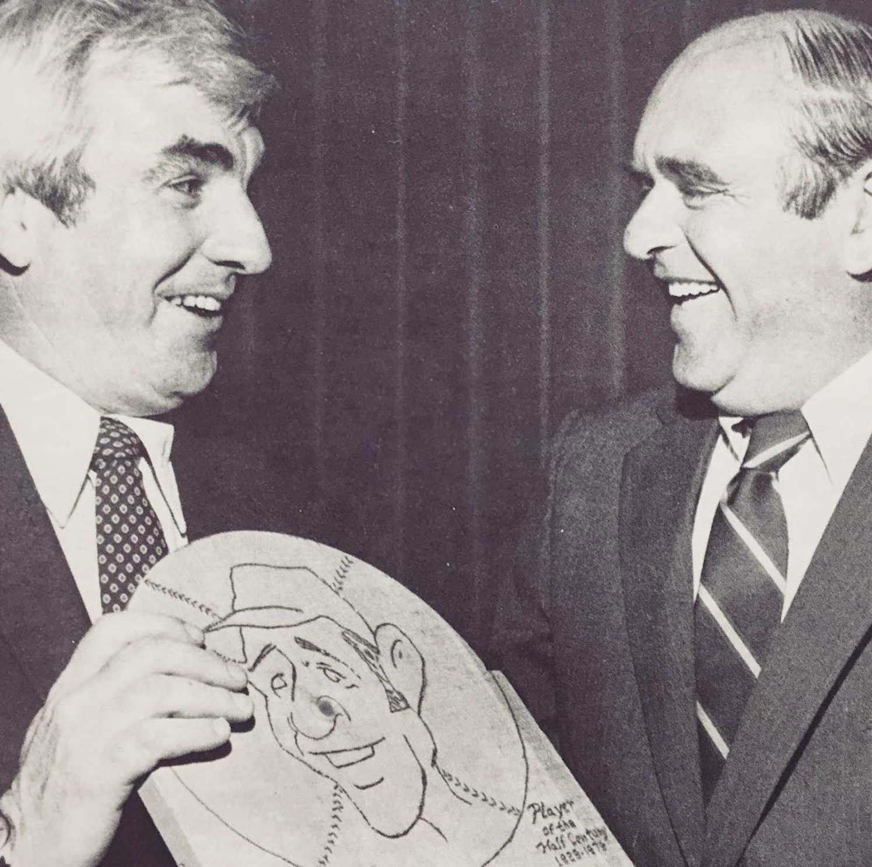1979 Player of the Half Century - Gene Johnson