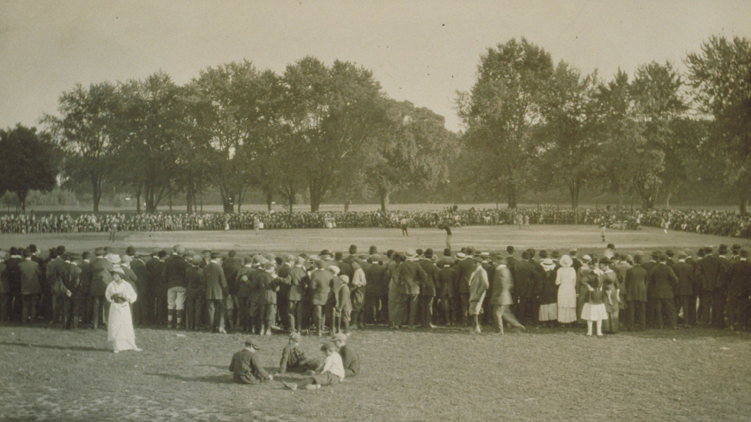 Colt Park, Hartford, Connecticut, 1914.
