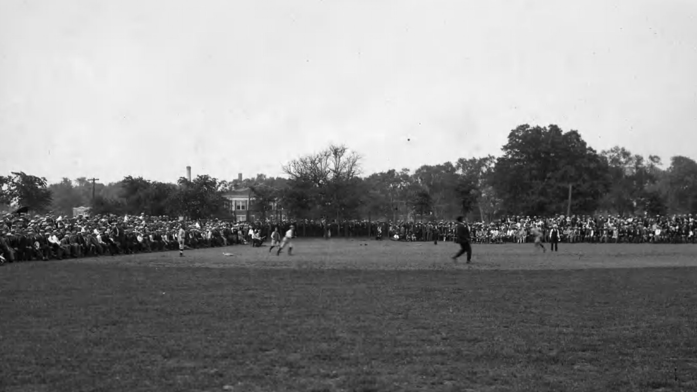 Colt Park, Hartford, Connecticut, 1929.