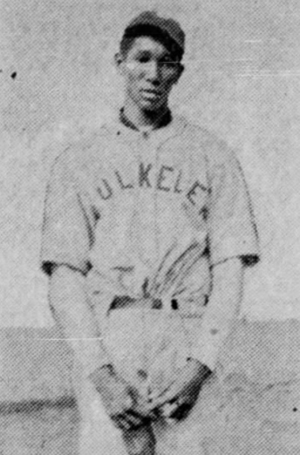 "Johnny ""Schoolboy"" Taylor, Savitt Gems, 1933."