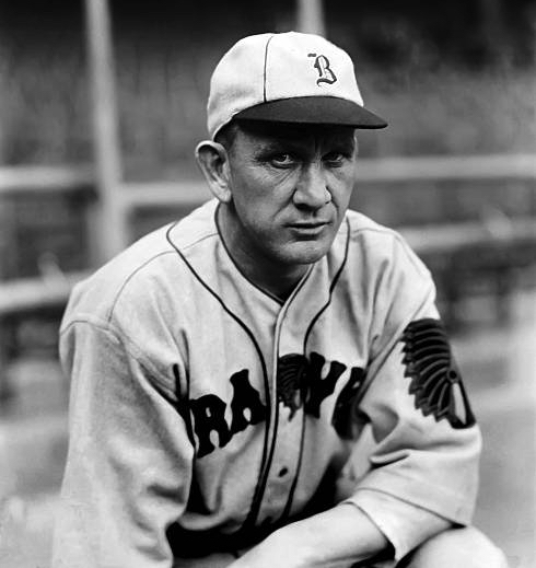 Rabbit Maranville, Boston Braves, 1932.