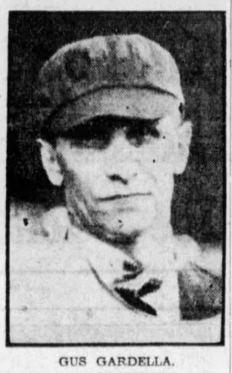 Gus Gardella, Savitt Gems, 1940.
