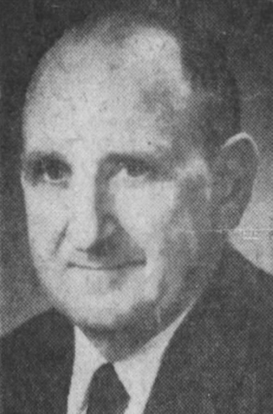 Max Savitt, 1958.