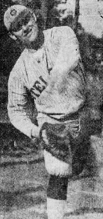 "Nelson ""Lefty"" Buckland, Savitt Gems, 1930."
