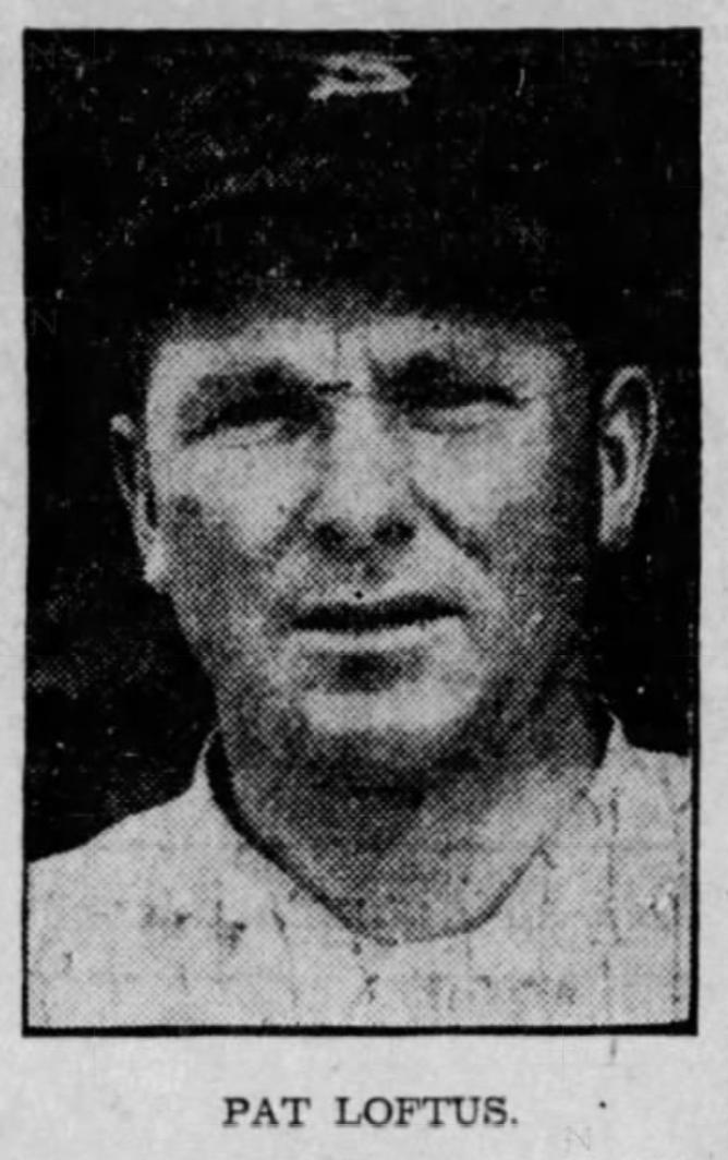 Pat Loftus, Savitt Gems, 1933.