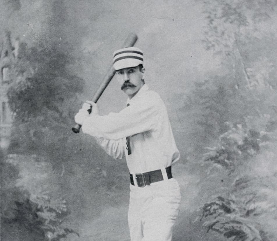 Bob Ferguson, 1879.