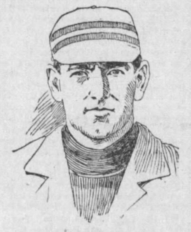 Doc Reisling, Manager, Hartford Senators, 1902.