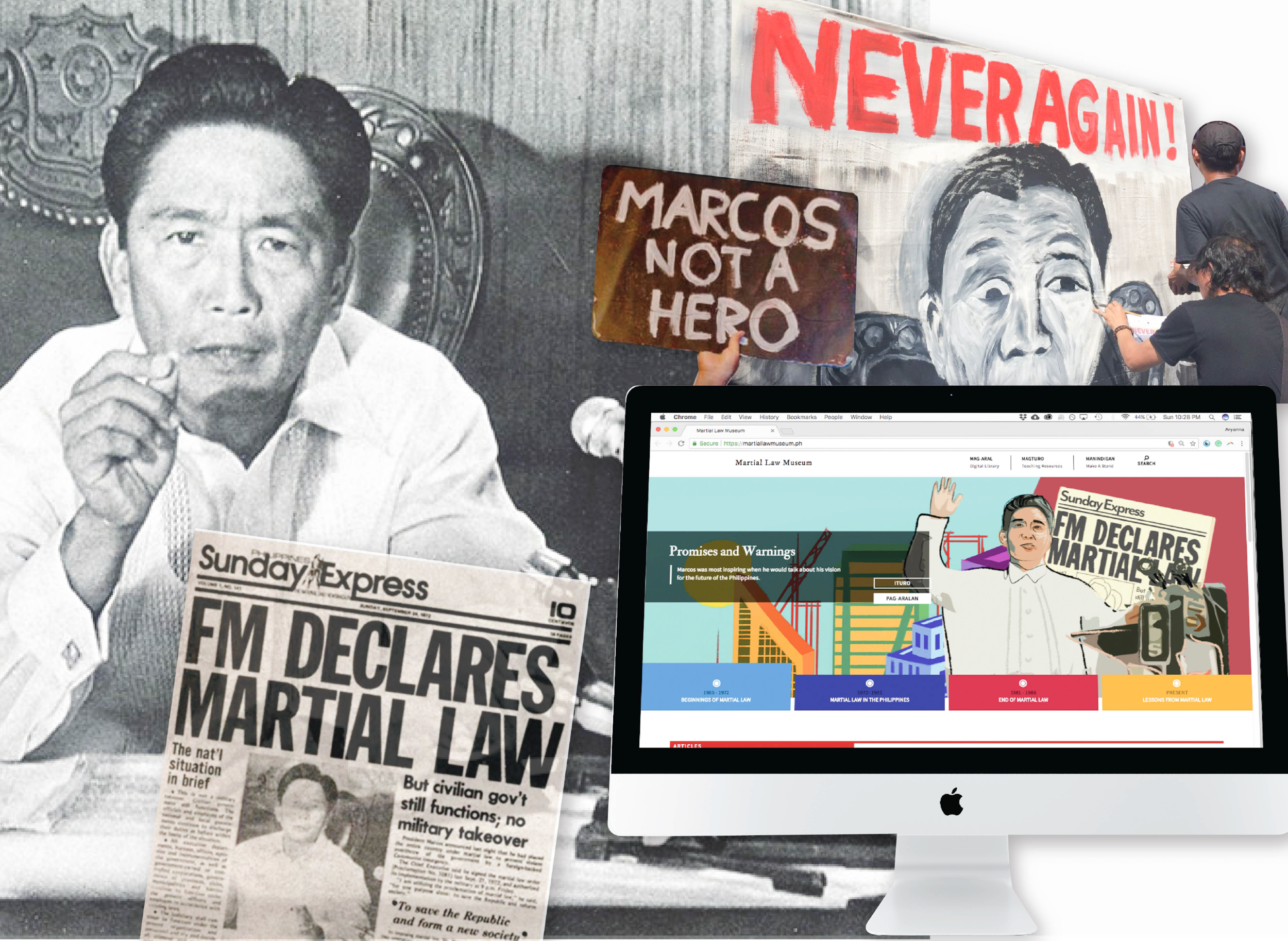 MARTIAL LAW MUSEUM : A learning resource on Philippine History