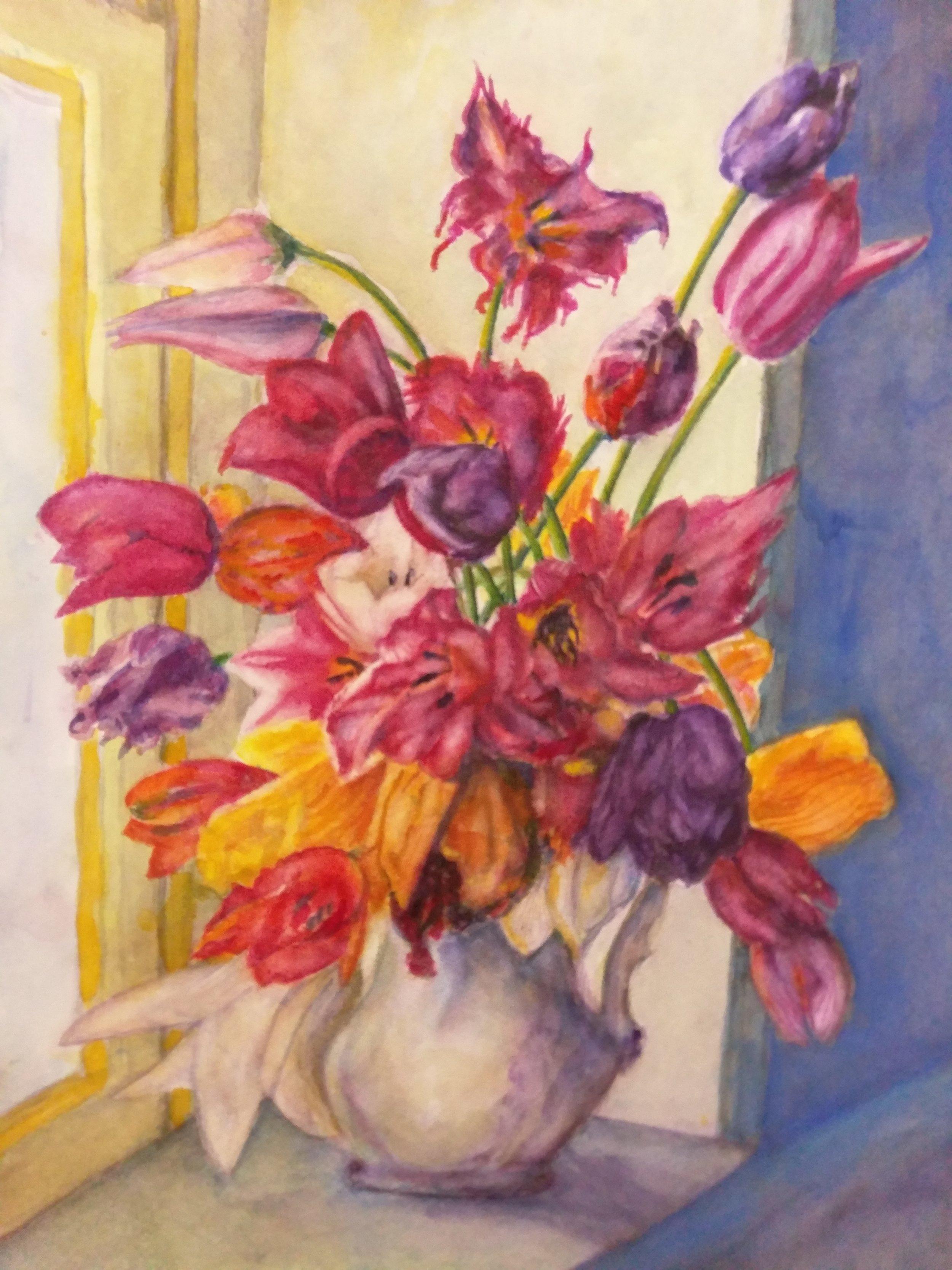 Tulip Repose