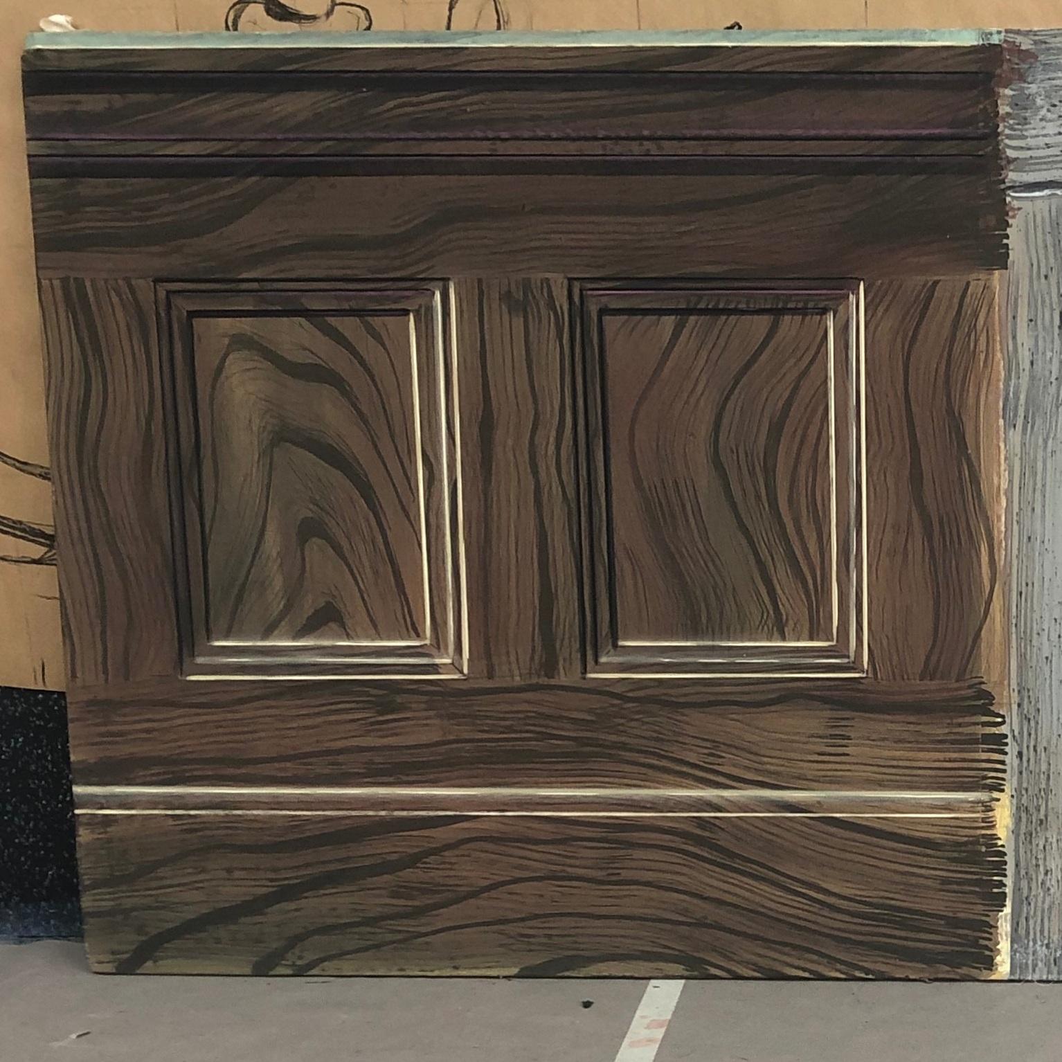 Finished Wood Study