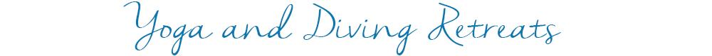 yoga and diving retreats