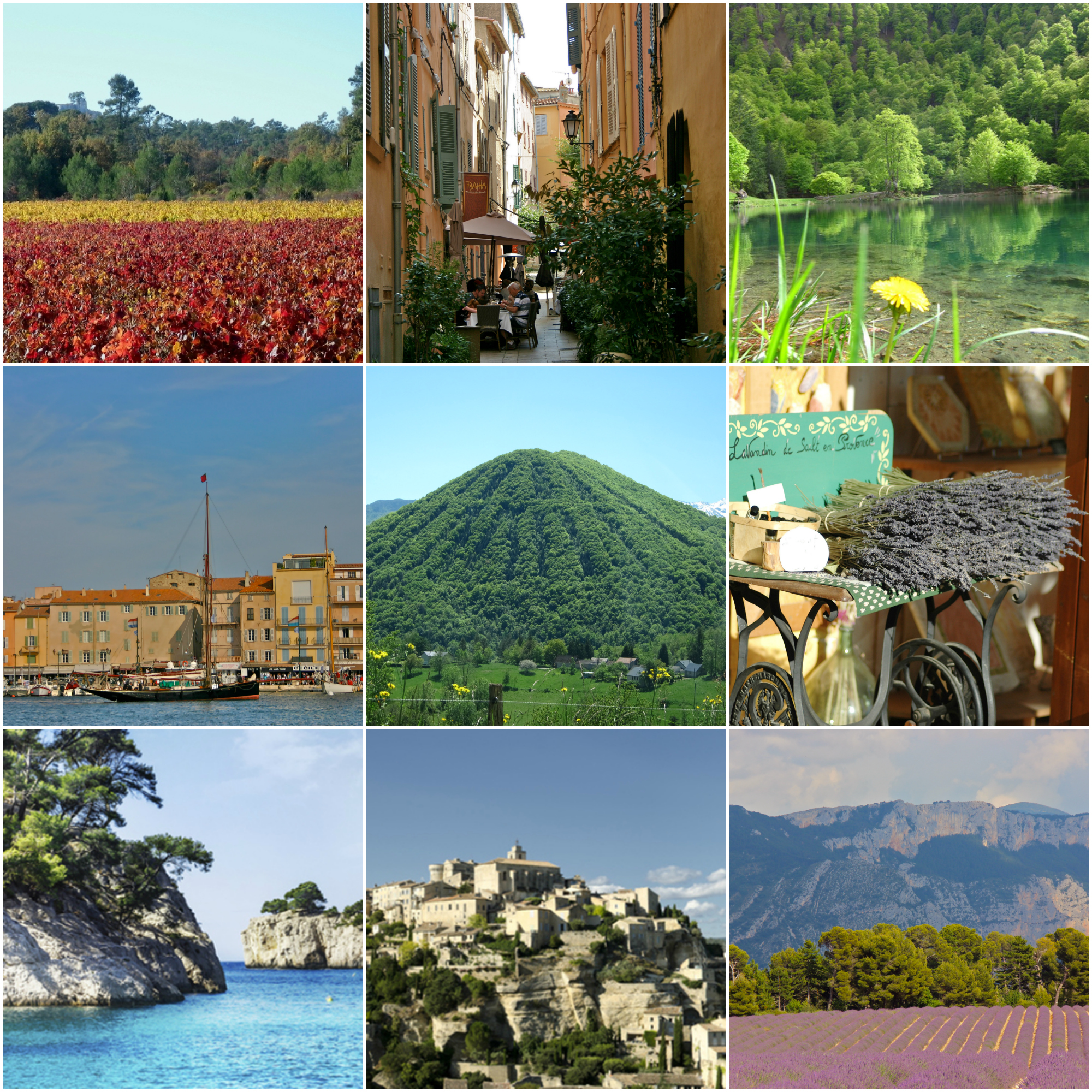Your perfect relaxing holidays in France