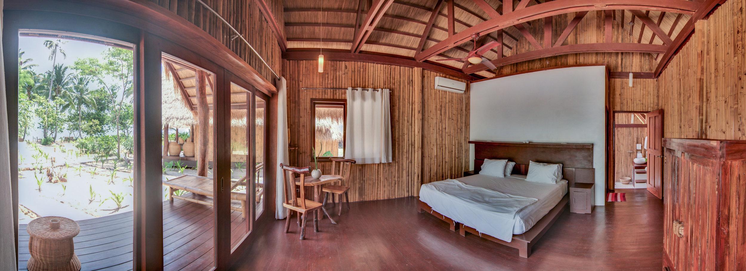your luxury yoga retreat in Palawan