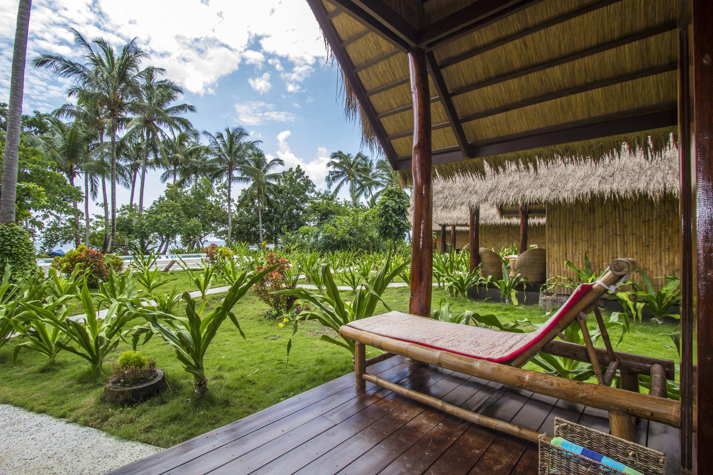relaxing yoga vacation Palawan