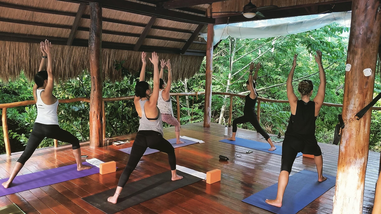 yoga retreat palawan