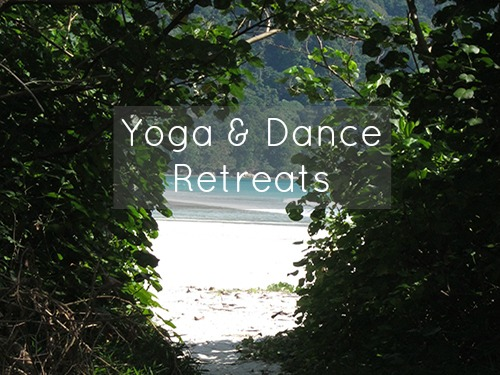 Yoga and Nature Retreats Bali and France | yoga and scuba diving retreats