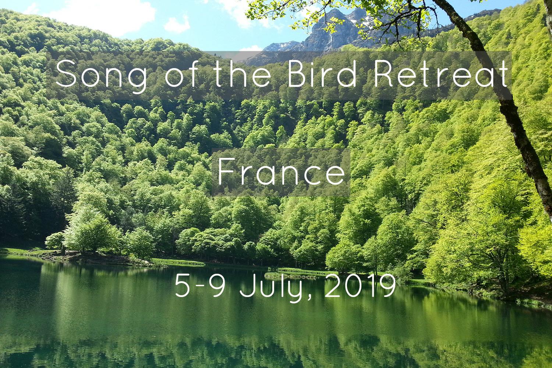 a mindfulness yoga dance retreat south France