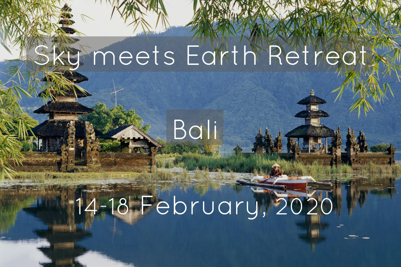 Yoga diving vacation Bali
