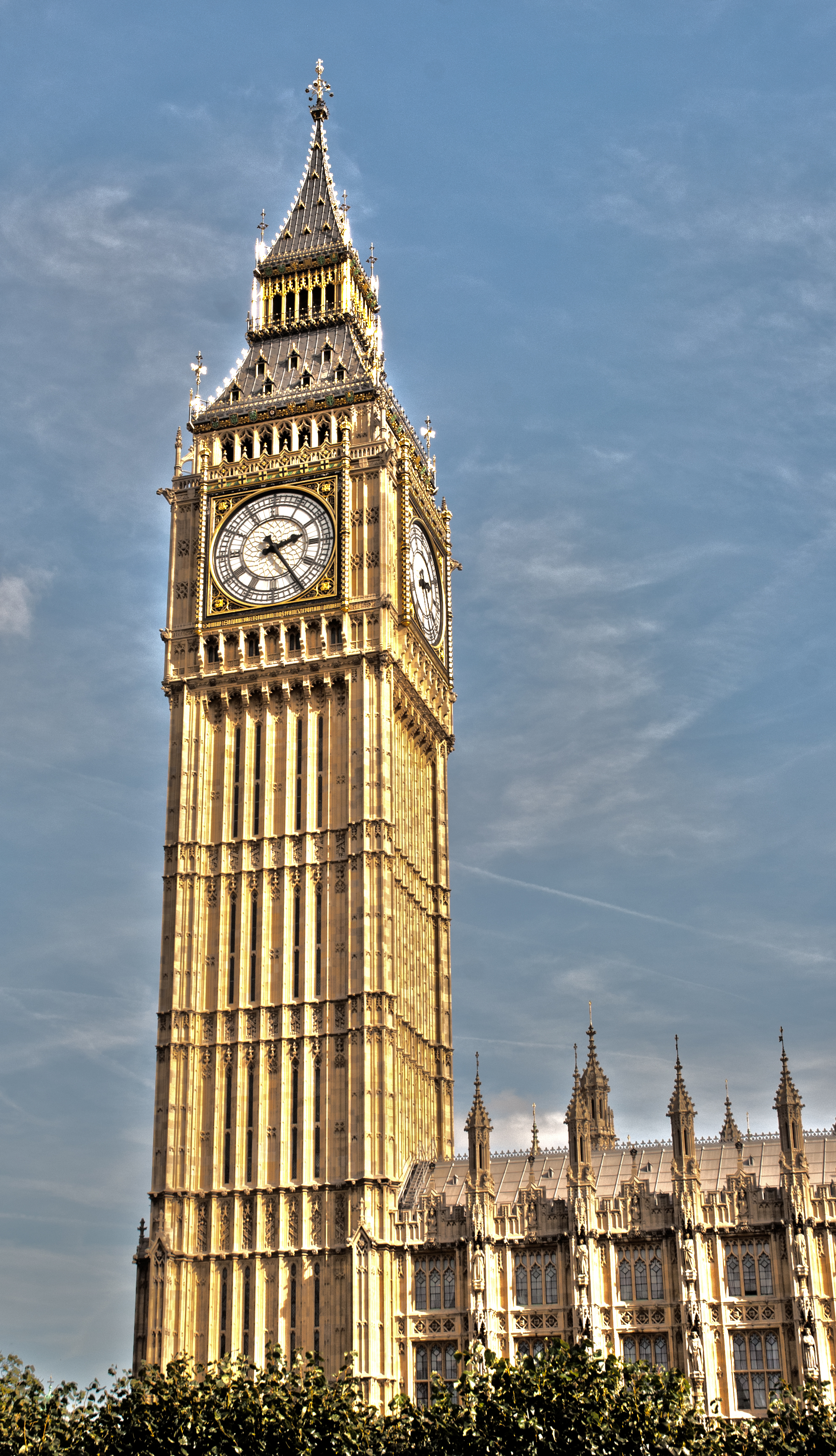 Big Ben, London. England