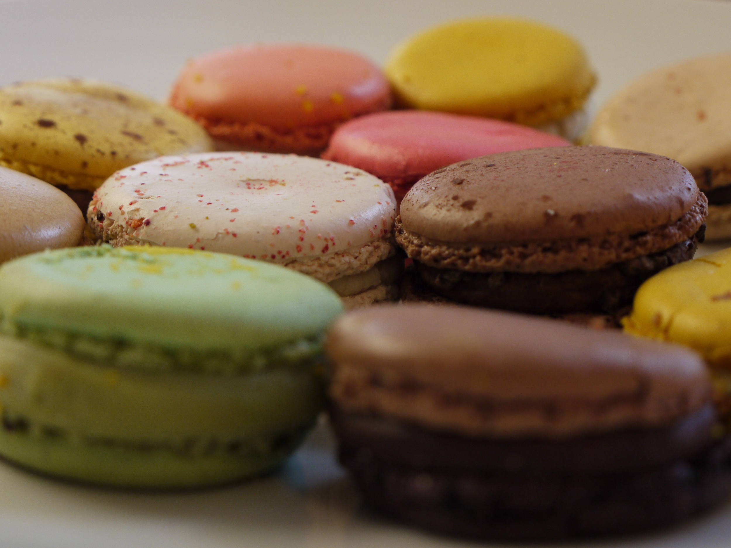 Pierre Herme; Paris, France; Macaroon