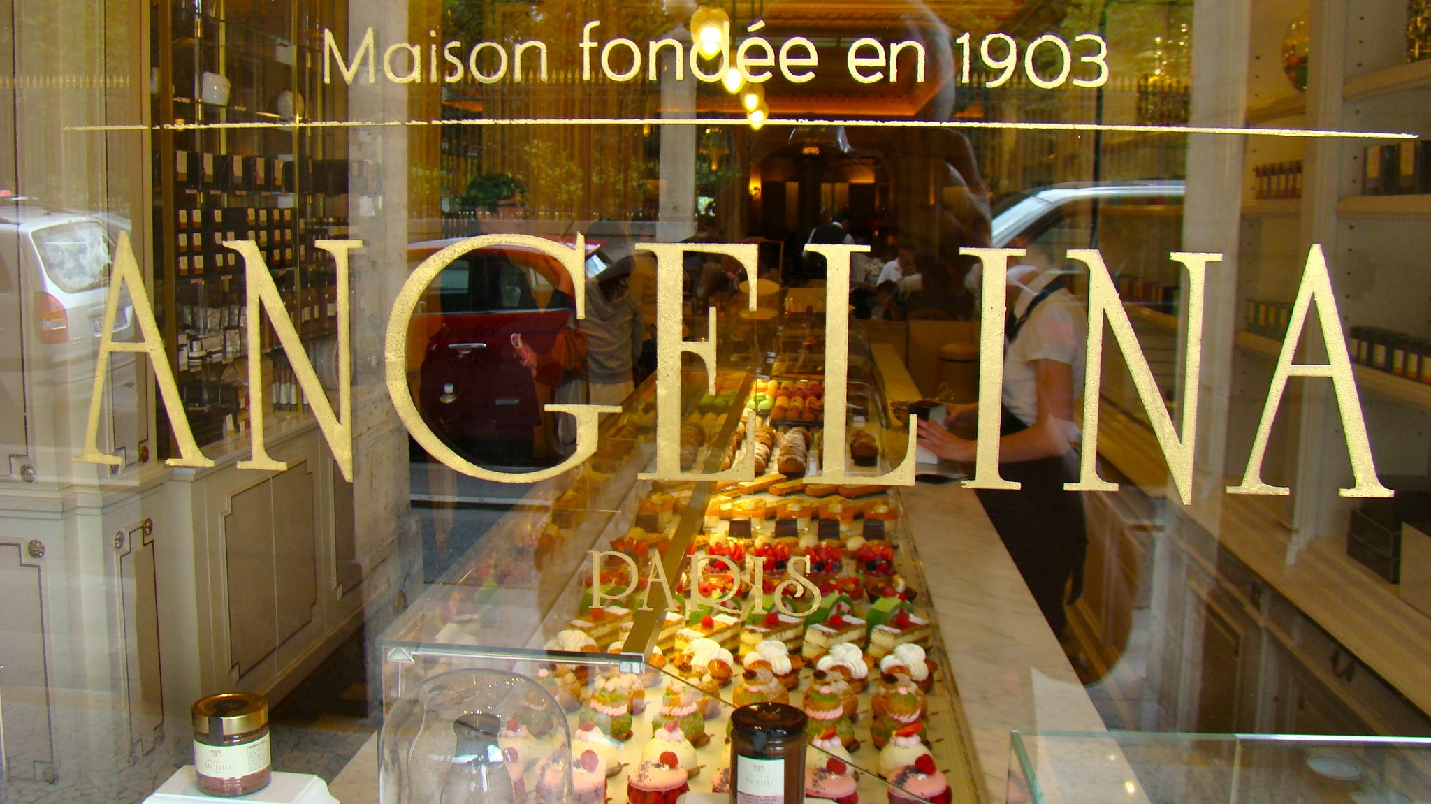 Angelina; Paris, France