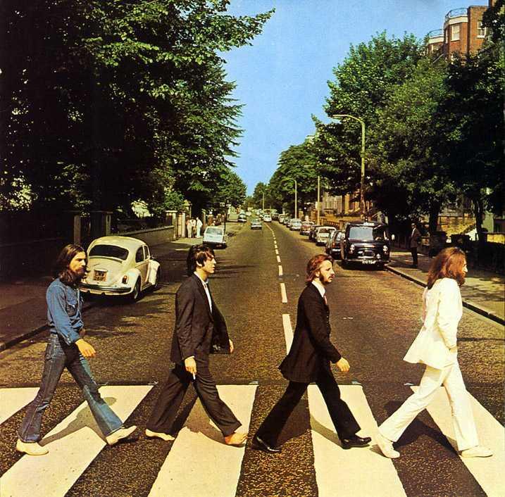 Beatles abbey rode; London, England; Beatles