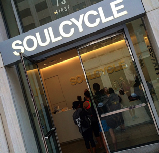 Soulcycle; London, England; Spin; Soul