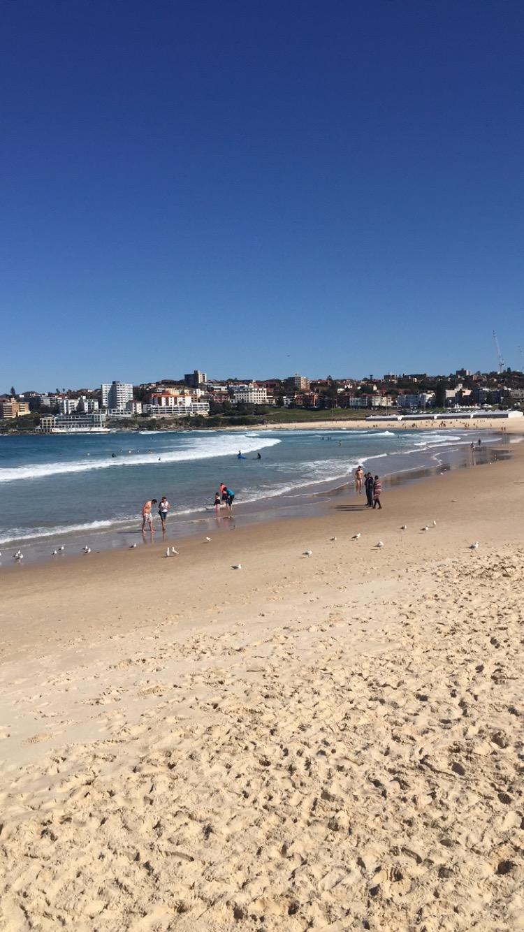 Sydney, Australia; Bondi; Beach