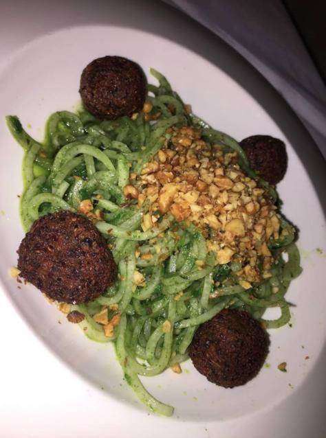 Zoodles; Tel Aviv, Israel; Healthy food; Popina