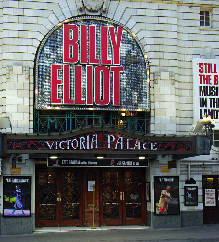 Billy Elliot London, England