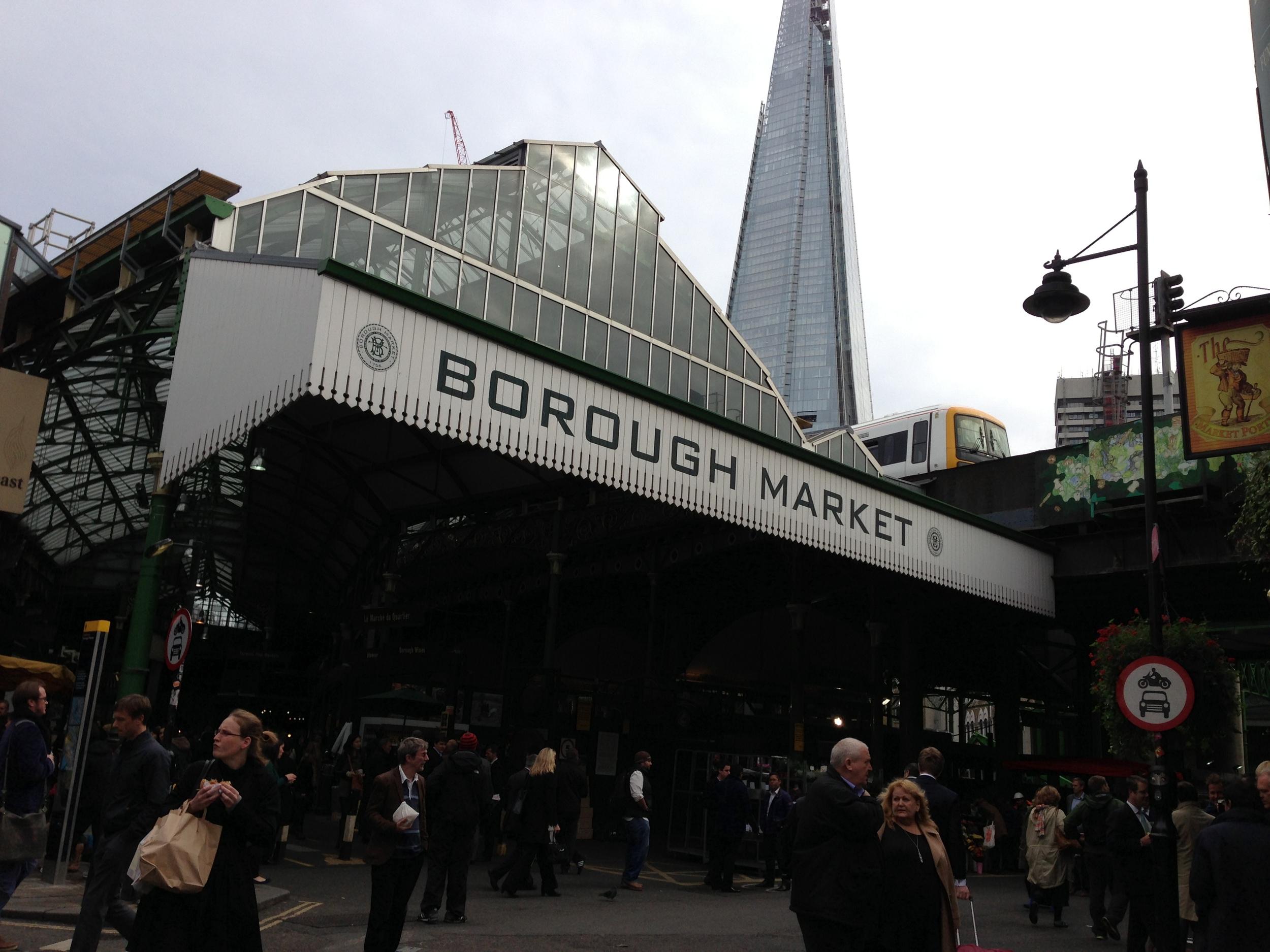 Borough Market London, England