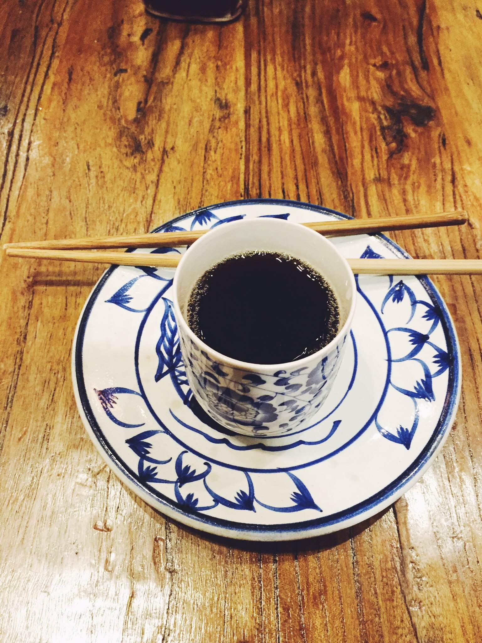 Tea, China