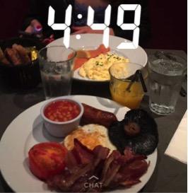 Late night eats-VQ London