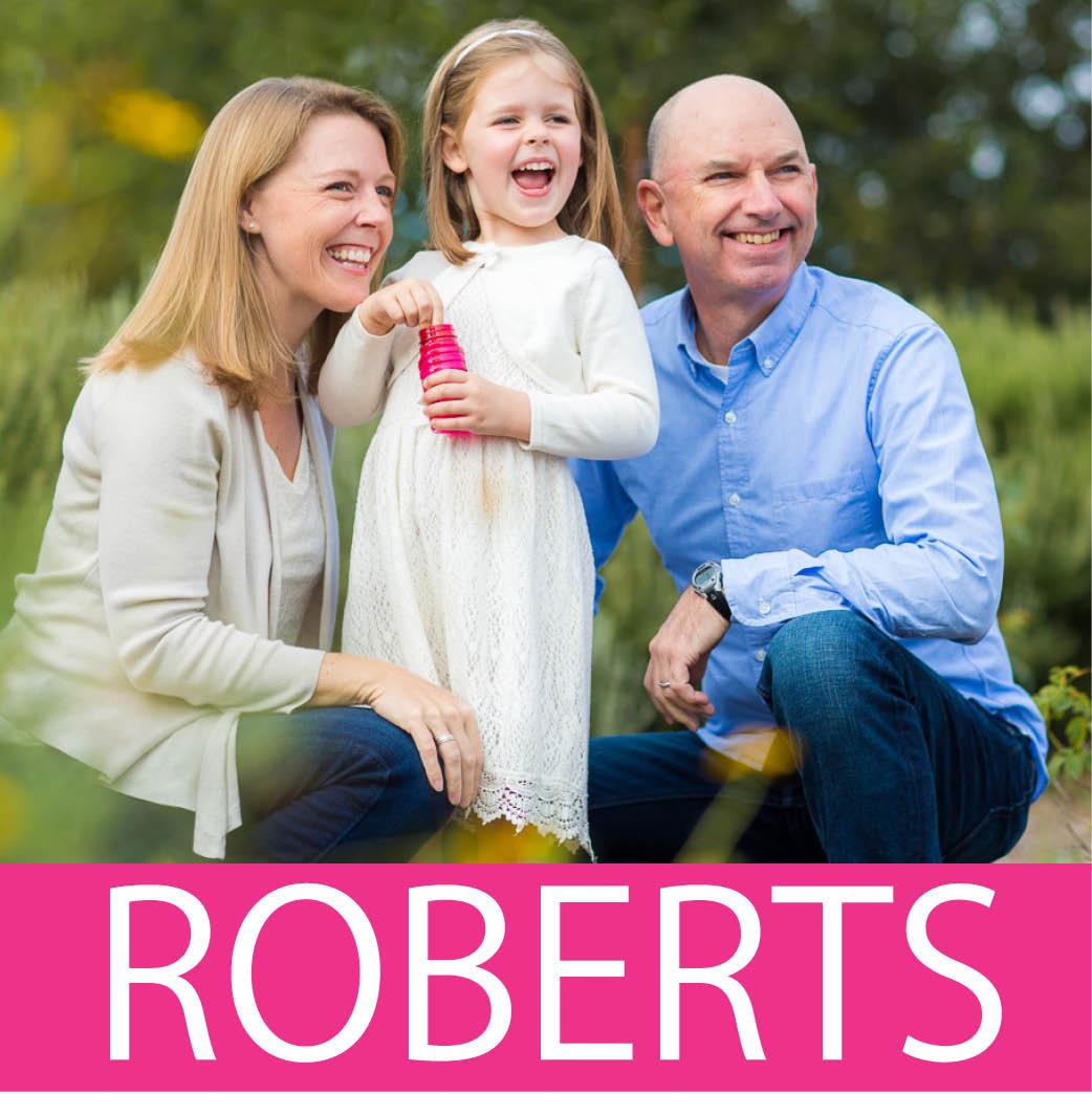 Kristi Roberts Family Session