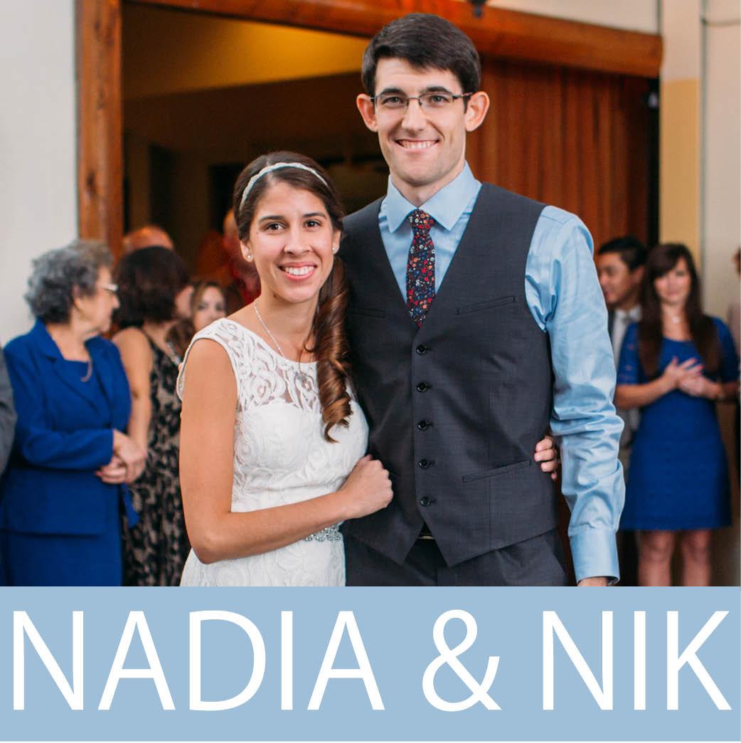 Nadia & Nik