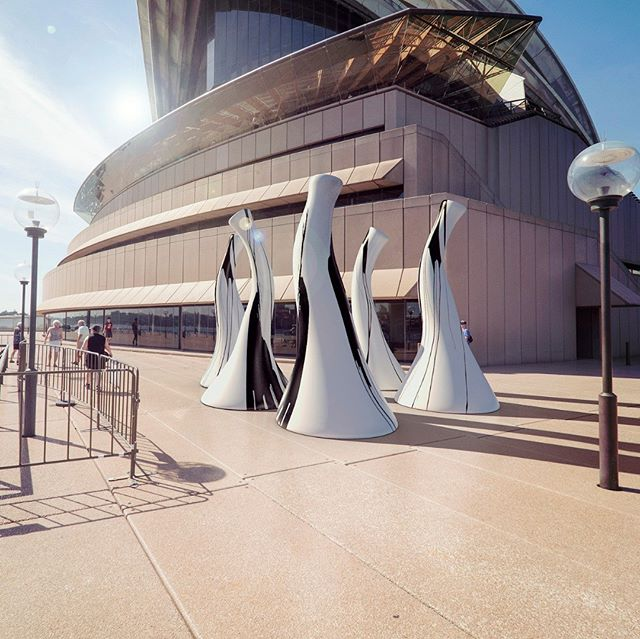 This is a project we did for the Cosmic Dance sculptures by Lin Utzon, proposed for the Opera House.  It was a bit of a challenge to replicate the sculptures in 3d, but the end result was good.  Photography by @popparazzi  #externalcgi #archvis #archviz#archdaily #australianarchitecture#exteriorrender #externalrender#realestate #realestatemarketing#propertymarketing #lucidmetal #vray #cgi#cgartistlab #3dvisualisation #apartment#apartment render #lucidmetal#3dvisualization #render_contest#dubaiarcitecture #australianproperty#propertydeveloper