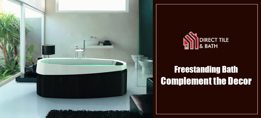 Freestanding Bath Complement the Decor.jpg