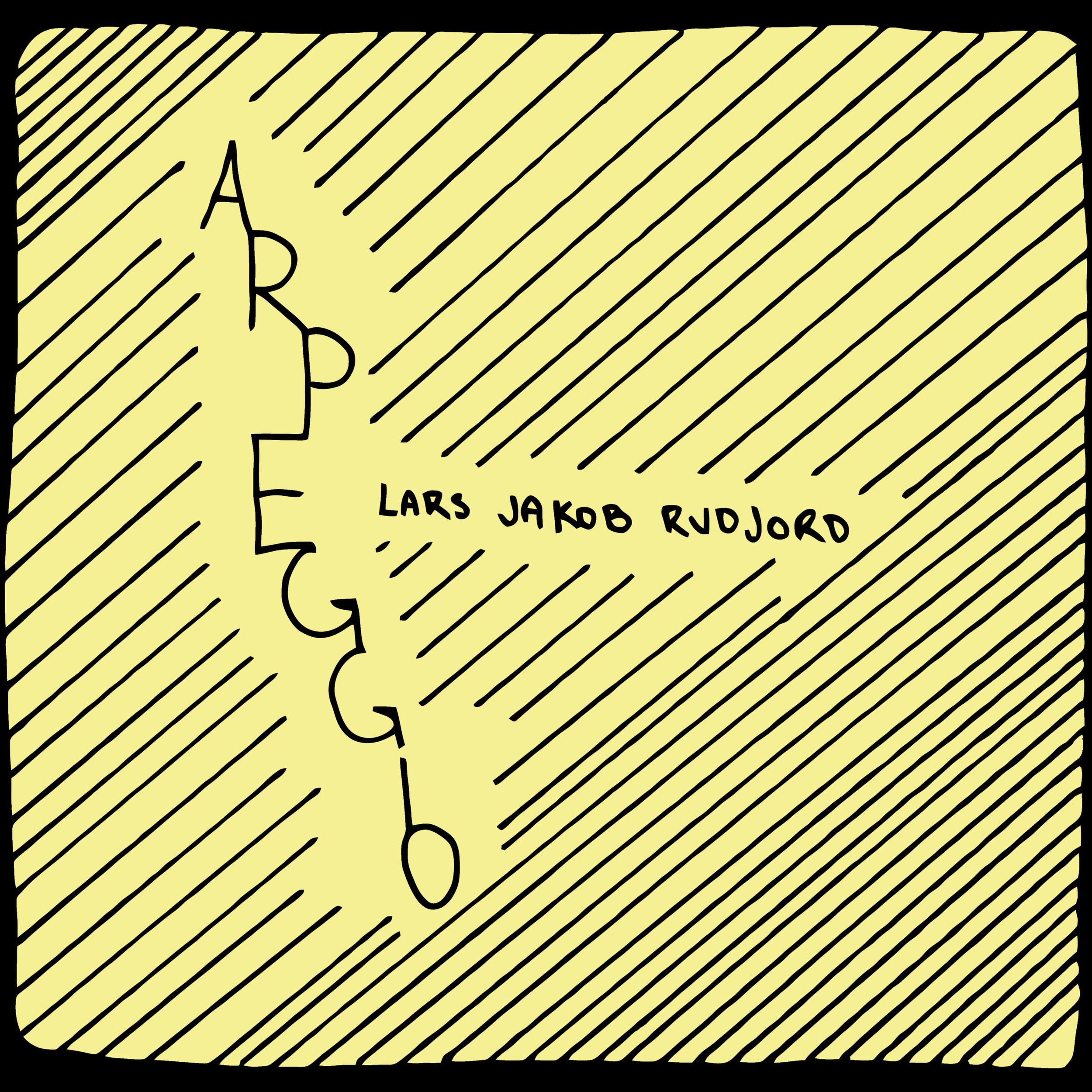 Lars Jakob Rudjord - Arpeggio EP Coverart.jpg
