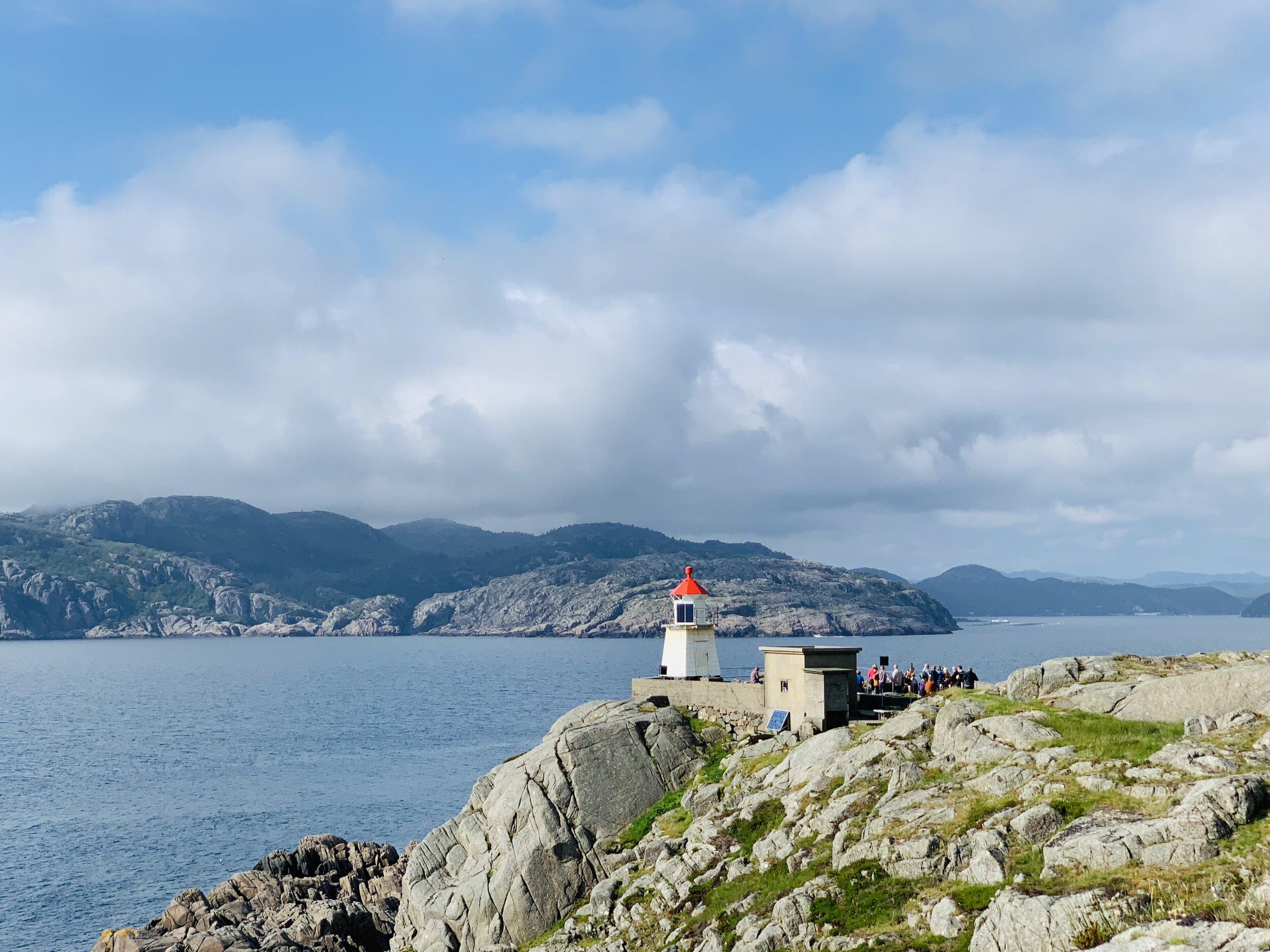 Varnes Lighthouse